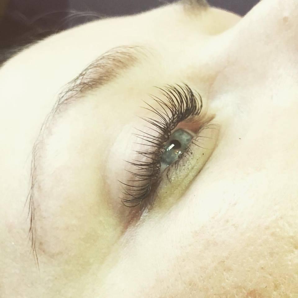 Eyelash Extensions By Catherine Elizabeth Make Up Artist